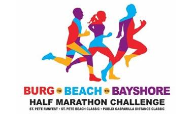 Burg to Beach to Bayshore Half Marathon Challenge