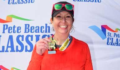 Maddie Zolfo Half Marathon