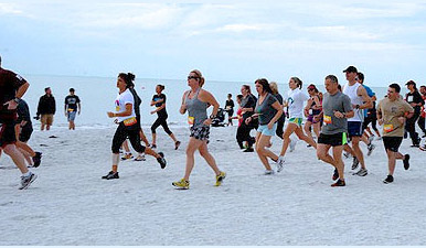 Classic Beach Fun Run